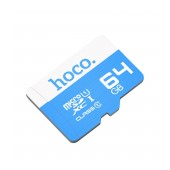 Flash Memory Card Hoco MicroSDHC 64GB Class 10