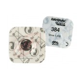 Buttoncell Rayovac 384 SR41SW, 392 Pcs. 1