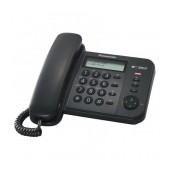Panasonic KX-TS580EX2B Black with Speaker Phone