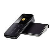 Refurbished (Exhibition) Dect/Gap Panasonic KX-PRW110GRW Air Black - White with Wifi, Android 4.0 and Smartphone Con