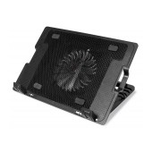 Laptop Cooler Media-Tech MT2658 Black for Laptop up to 15.6