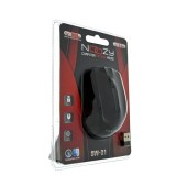 Wireless Mouse Noozy SW-31 USB 3D with 3 Buttons and 1000DPI Black