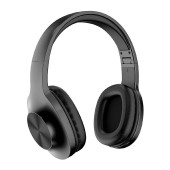 Wireless Stereo Headphone Lenovo HD116 V.5.0 IPX5 Black with Microphone, AUX port, Control Buttons & 24hrs Playtime