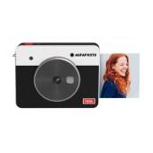 Camera Agfa Square Shot 3X3 Μαύρη 10MP Bluetooth V.4.0 LCD 1.77