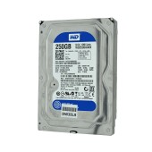 Refurbished Hard Disk WD 250GB HDD SATA
