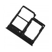 Nano Sim Tray Samsung SM-A315F Galaxy A31 Black Original GH98-45432A