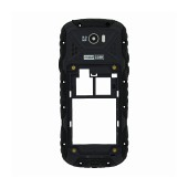 Middle Frame Cover MM920GSMV1 Black with Side Buttons and Camera Lens Original MM920GSMV1