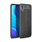 Case AutoFocus Shock Proof for Xiaomi Redmi 9A Black