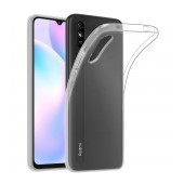 Case TPU & PC Back Case 2 mm Ancus for Xiaomi Redmi 9A Transparent