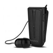 Bluetooth Hands Free FIRO H109 Bluetooth V.4.1 with Vibration Alert, Multi Pairing Black