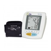 Automatic Digital Blood Pressure Monitor FitGo 2005-1 with Measurement Storage Ability and Arm Wrist