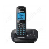 Refurbished (Exhibition) Dect/Gap Panasonic KX-TG5521GRB Silver with Answering Machine
