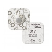 Buttoncell Rayovac 317 SR516SW Pcs. 1