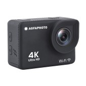 Camera Agfa Cam AC9000 Black WiFi with 4K Resolution