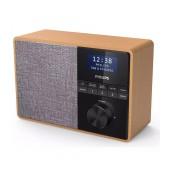 Clock Radio Philips TAR5505/10 with Bluetooth 1W