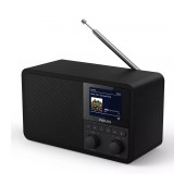 Philips Internet Radio TAPR802/12 Black with Spotify Connect