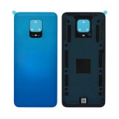 Battery Cover for Xiaomi Redmi Note 9 Pro Green OEM Type A