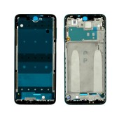 Middle Frame Cover Xiaomi Redmi Note 9S Blue OEM Type A