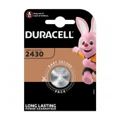 Buttoncell Lithium Electronics Duracell CR2430 Pcs. 1