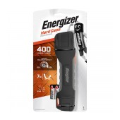 Torch Energizer HardCase 400 Lumens with Batteries 4 x AA Black