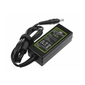Laptop Power Supply Green Cell PRO AD19P for Samsung N100 N130 N145 19V 2.1A 40W Connector 5.5-3.0mm Cable 1.2m