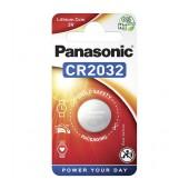 Buttoncell Panasonic CR2032 3V Pcs. 1