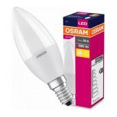 LED Lamp Osram E14 7.5W 806 Lumen 230V 50Hz A+ 2700K Size Candle