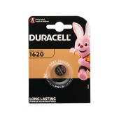 Buttoncell Lithium Duracell CR1620 Pcs. 1