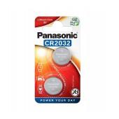 Buttoncell Panasonic CR2032 3V Pcs. 2