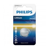 Buttoncell Lithium Electronics Philips CR2032 Pcs. 1