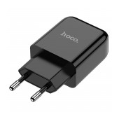 Travel Charger Hoco N2 Vigour with USB 5V 2.0A Black