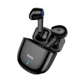Wireless Hands Free Hoco ES45 Harmony sound TWS V.5.0 with Touch Button and Supports Leader-Follower Switch Black