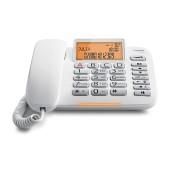 Corted Telephone Gigaset DL580 White Large Adjustable Display S30350-S216-K102