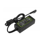Laptop Power Supply Green Cell PRO for Sony Vaio 19.5V 2.15A 40W Connector 6.5-4.4mm Cable 1.2m