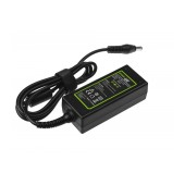 Laptop Power Supply Green Cell PRO for Toshiba Satellite C50D U940 19V 2.37A 45W Connector 5.5-2,5mm 1.2m