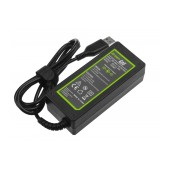 Laptop Power Supply Green Cell PRO for Lenovo Yoga 4 Pro 20V 3.25A 65W Conector Lenovo Yoga 3 Cable 1.2m