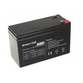 Battery for UPS Green Cell AGM06 AGM (12V 9Ah) 2.5 kg 151mm x 65mm x 94mm