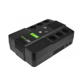 UPS Green Cell UPS06 Micropower AiO 600VA LCD 12V 7Ah  360W 6x Schuko  270 x 190 x 90 mm