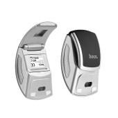 Wireless Mouse Hoco DI03 12000 DPI 2.4G 3 Buttons Foldable. Black-Silver
