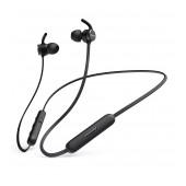 Bluetooth Hands Free Philips TAE1205BK/00 Magnetic Black Mικρόφωνο With Echo Cancellation Ιn-ear IPX4 andUSB-C