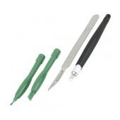 Opening Tool Set for Smartphone, Tablet Bakku BK-6013 4 Pcs