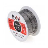 Soldering Kaisi 0.6mm 60 Sn 40 Pb 0.01sin Flux 1.2%