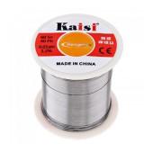 Soldering Kaisi 0.5mm 60 Sn 40 Pb 0.01sin Flux 1.2% Longer