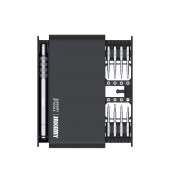 Screwdriver Jakemy JM-8171 16 pcs with Long Bits 40mm