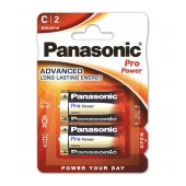 Battery Panasonic Pro Power LR14  / AM2 / MN1400 size C Pcs. 2