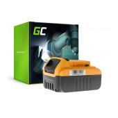 Power PT65 Tools Battery DCB180 for Dewalt DCD740 DCD780 DCD980 DCF620 DCF880 DCN660 DCS350 DCS380 3000 mAh Voltage: 18V