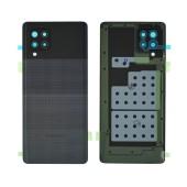 Battery Cover Samsung A42 SM-A426 Black Original GH82-24378A
