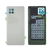 Battery Cover Samsung A42 SM-A426 White Original GH82-24378B