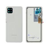 Battery Cover Samsung SM-A125F Galaxy A12 White Original GH82-24487B