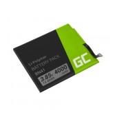 Battery Green Cell BP94 type Xiaomi Redmi Note 4 BN41 4000mAh 3.8V